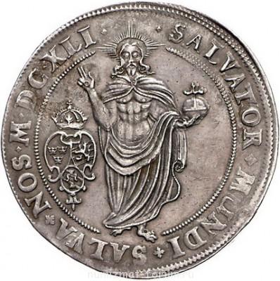 Настоящая монета оборотная сторона  - real_christina_reverse.jpg