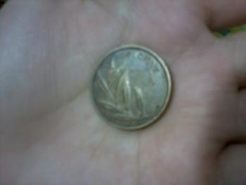 Подскажите, чья монета и ценна ли она? - Фото2725.jpg