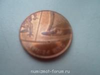 Английский пенни - SAM_0982.JPG
