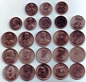 Полные наборы монет Королевства Таиланд-1,2 и 5 бат. - 5батТай.jpg